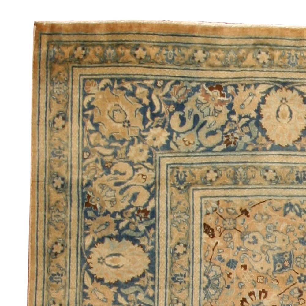 Antique Persian Tabriz Rug, Early 20th Century BB4448
