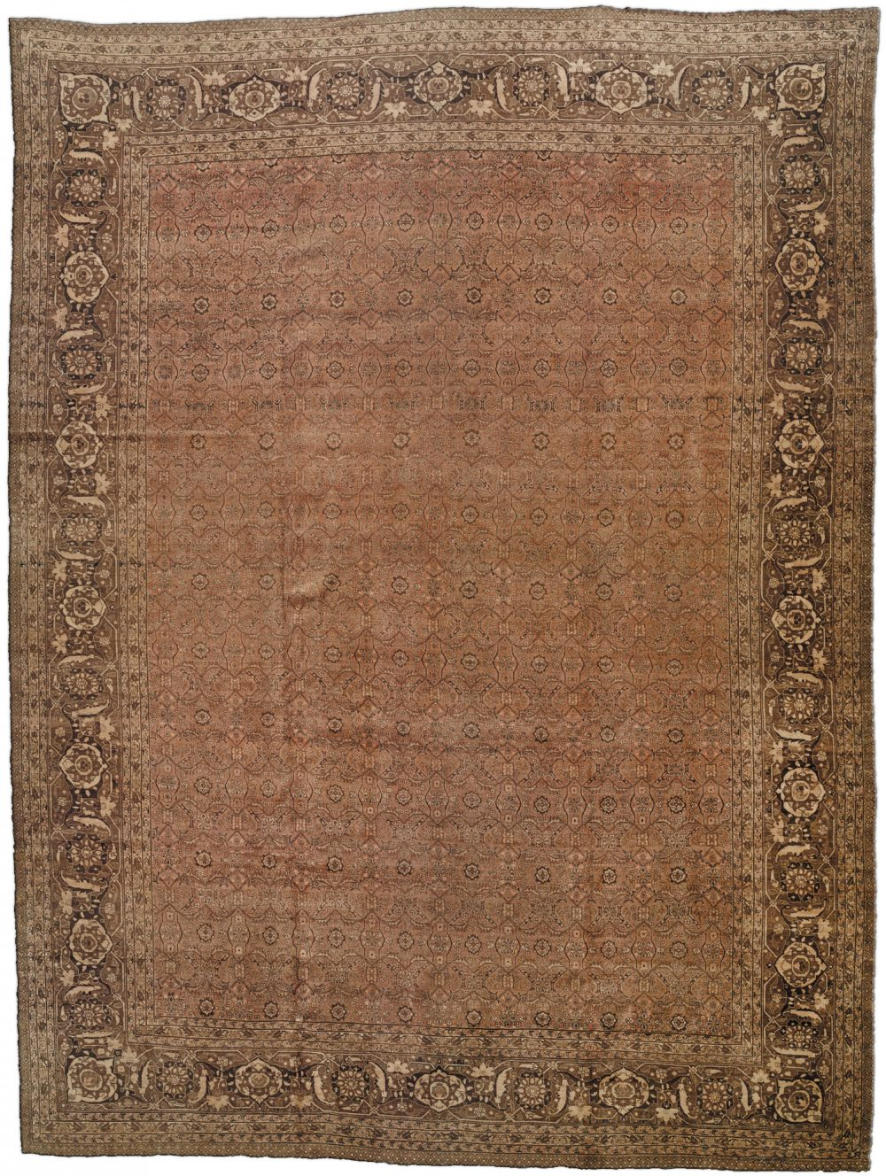 Persian Tabriz Carpet BB0586