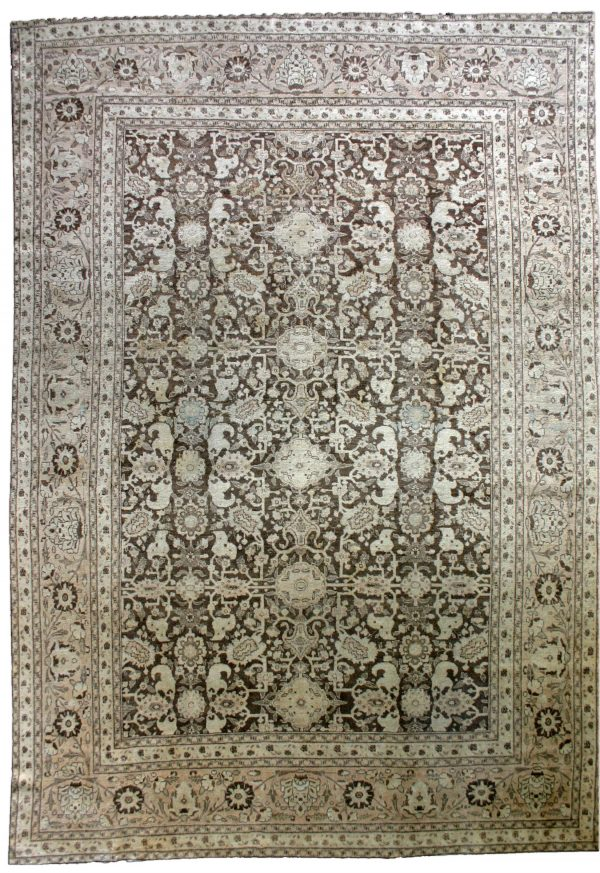 Antique Persian Tabriz Rug BB2610
