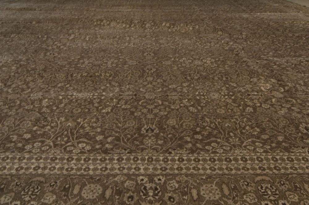 Antique Persian Tabriz Carpet BB3579