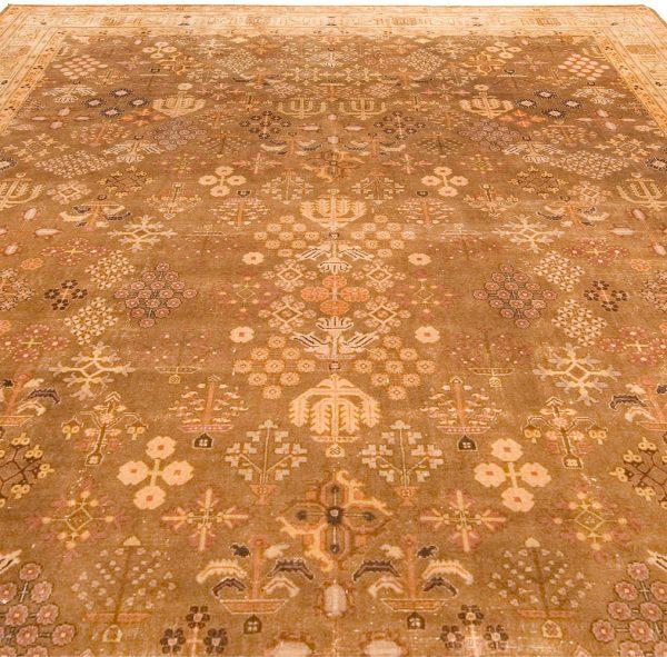 Vintage Persian Tabriz Carpet BB4239