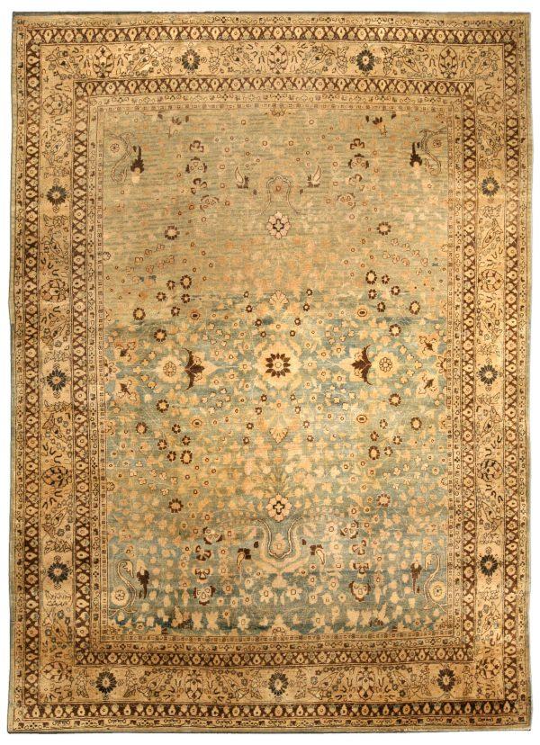Antique Persian Tabriz Carpet BB4135