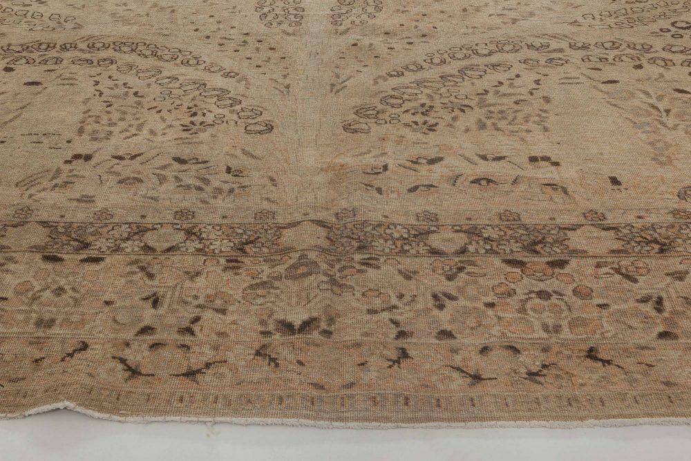 Antique Persian Tabriz Rug BB2215