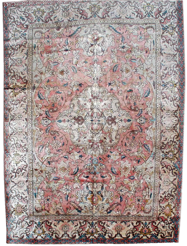 Persian Tabriz Carpet BB0996