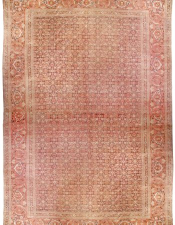 Antique Persian Tabriz Carpet BB2181