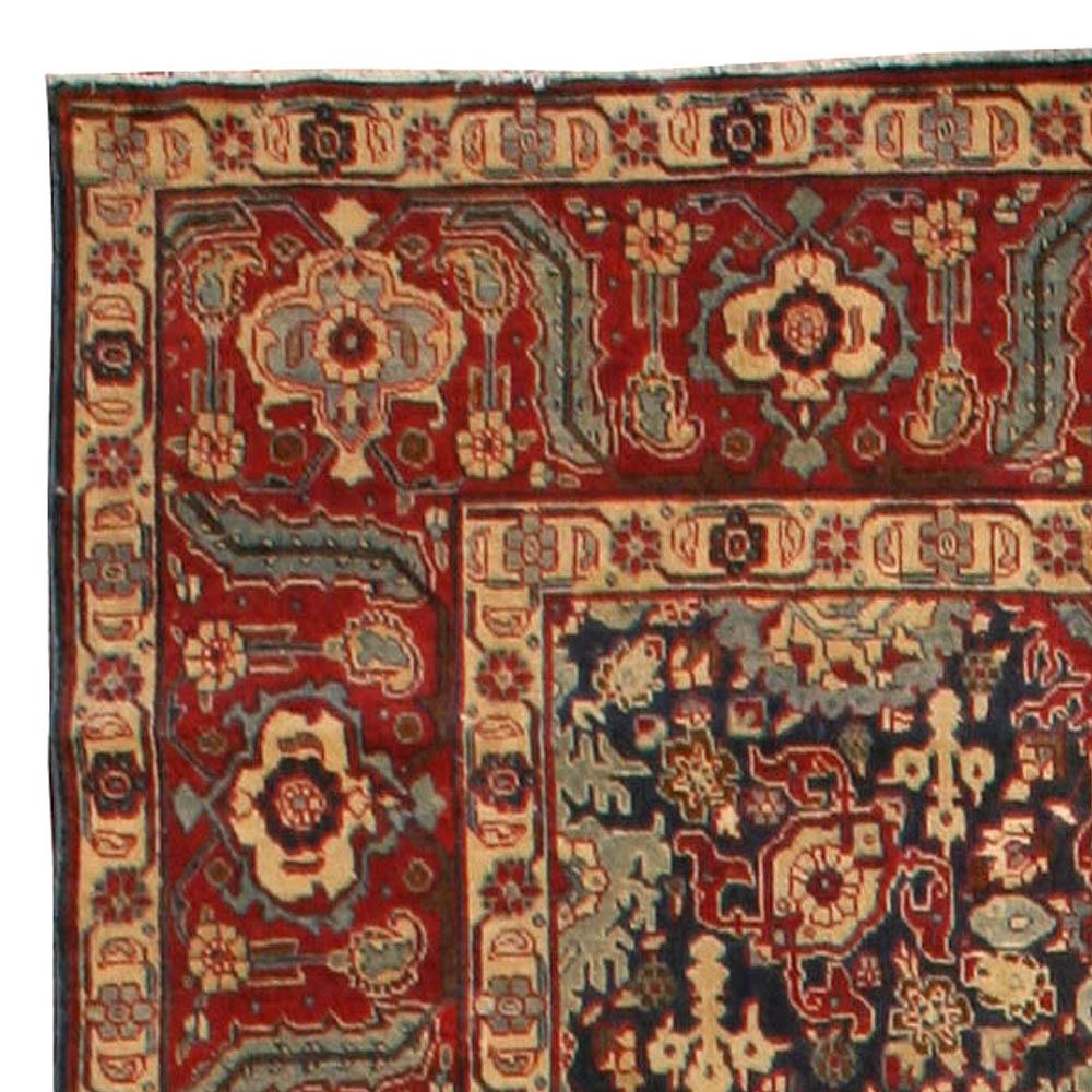 Antique Persian Tabriz Rug BB4330