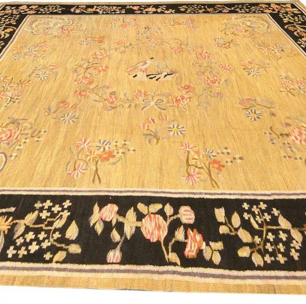 Antique Russian Bessarabian Carpet BB3781
