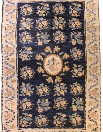 Antique Russian Bessarabian Carpet BB3117