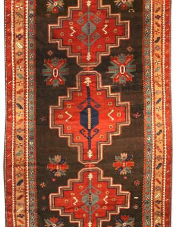Antique Kazak Rug BB3912
