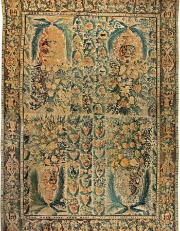 Antique Tapestry Rug BB5773