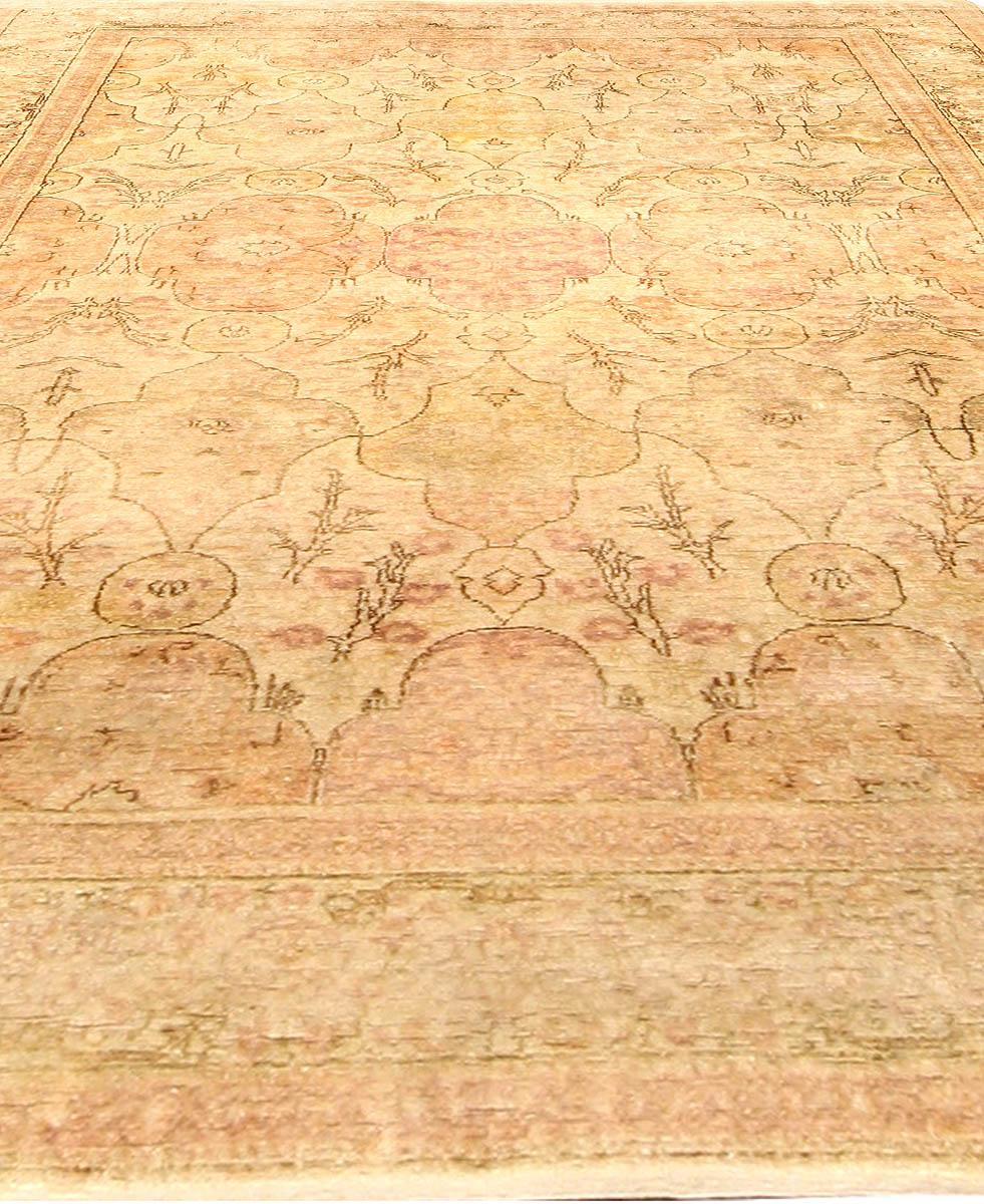 Antique Turkish Hereke Carpet BB4351