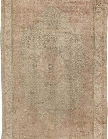 Antique Turkish Hereke Rug BB0227