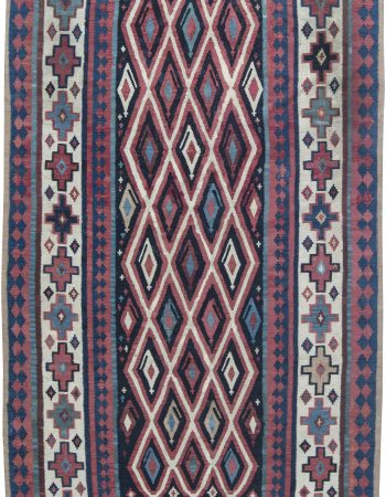Antique Turkish Kilim Rug BB6404
