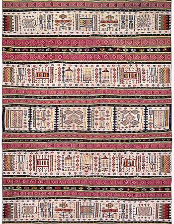 Antique Turkish Kilim Rug BB4860