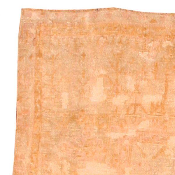 Antique Turkish Oushak Rug BB4627