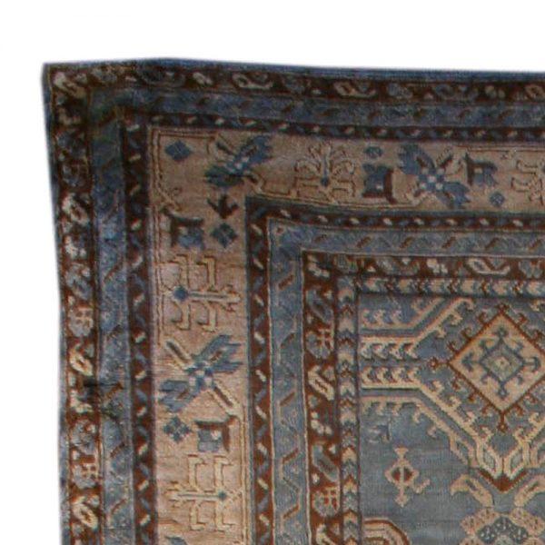 Oversized Antique Turkish Oushak Rug BB3549