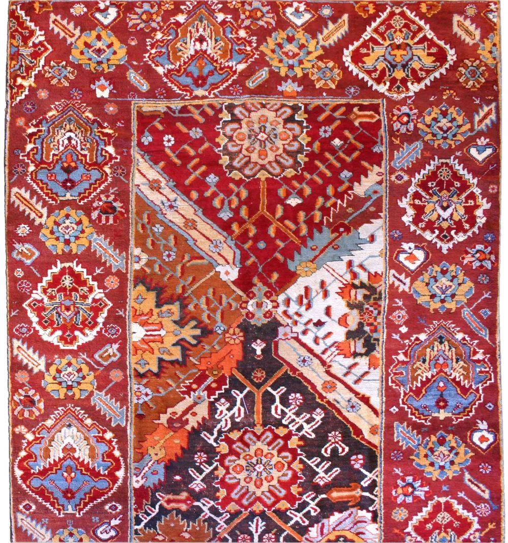 Turkish Oushak Rug (Size Adjusted) BB2987