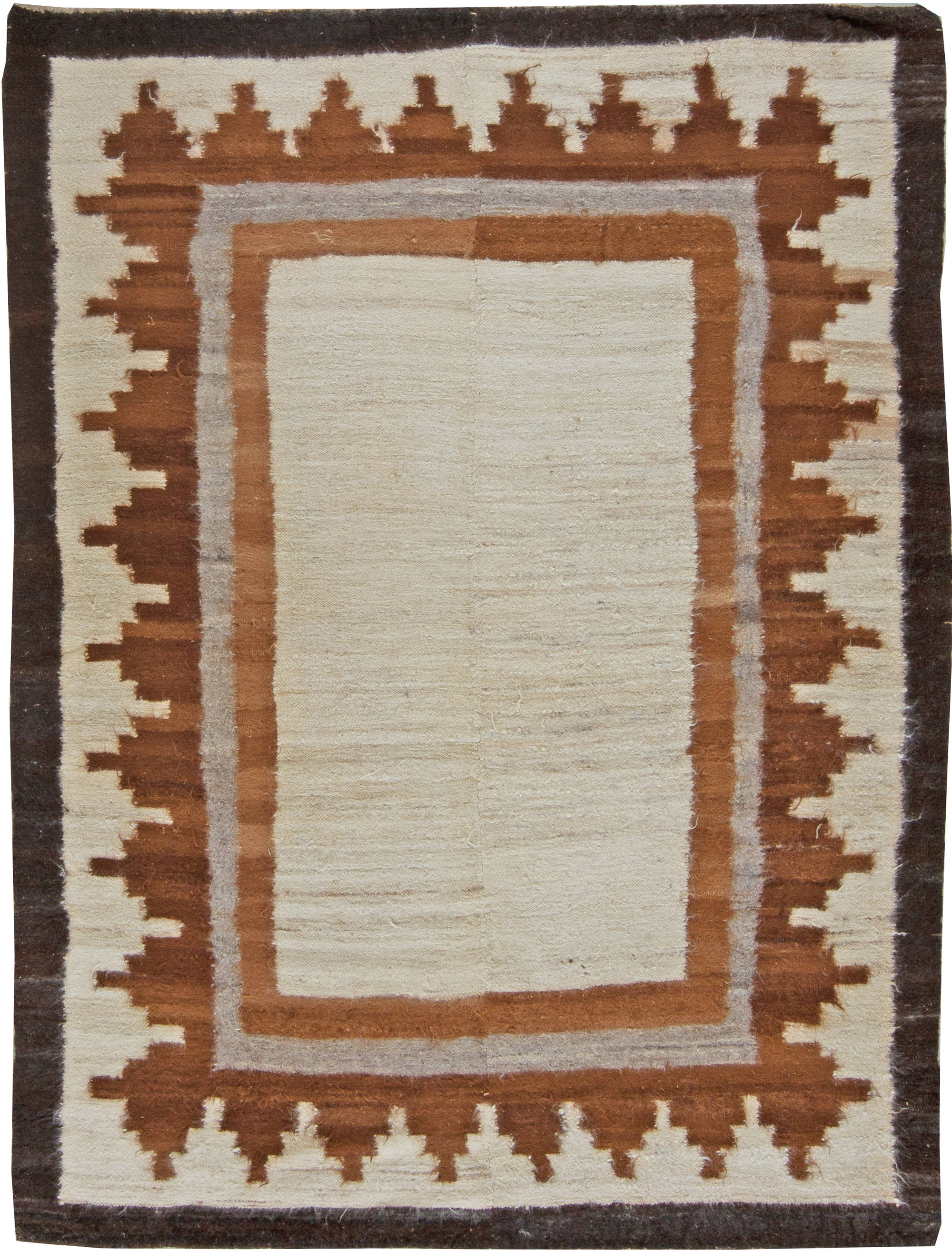 Antique Chinese  Rug BB5746