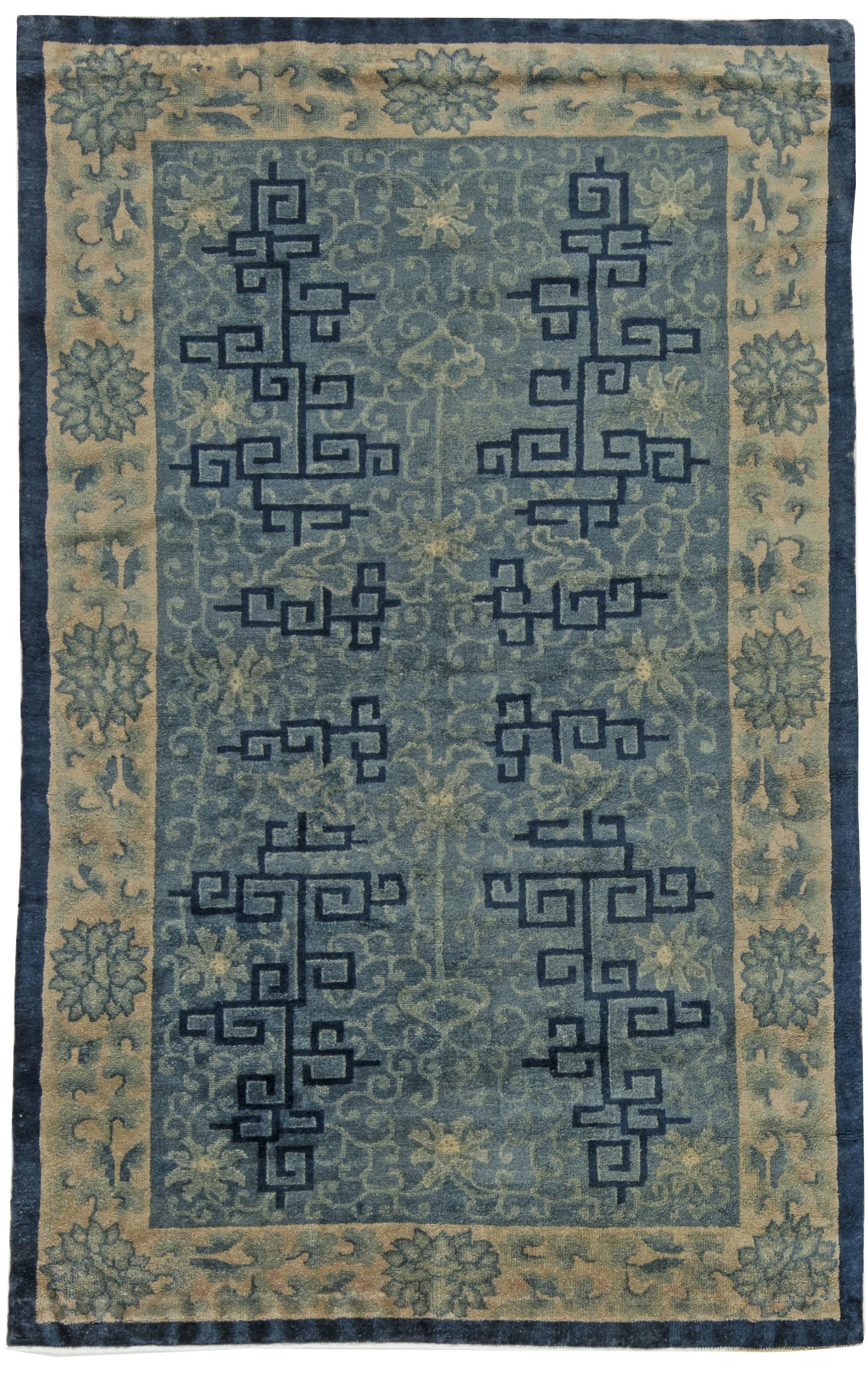 Vintage Chinese Carpet BB6266