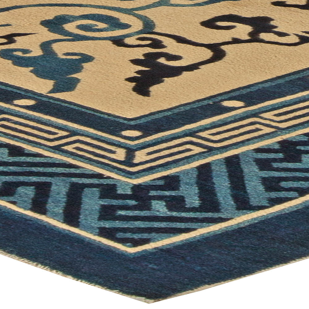 Antique Chinese Rug BB5493