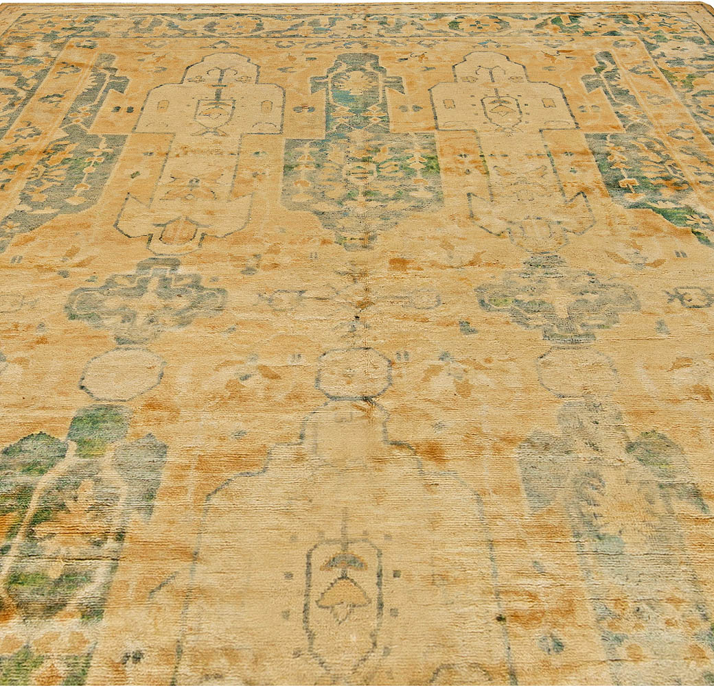 Antique Chinese Carpet Bb5513 By Doris Leslie Blau