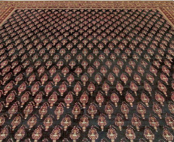 Antike indische Agra Teppich BB5537