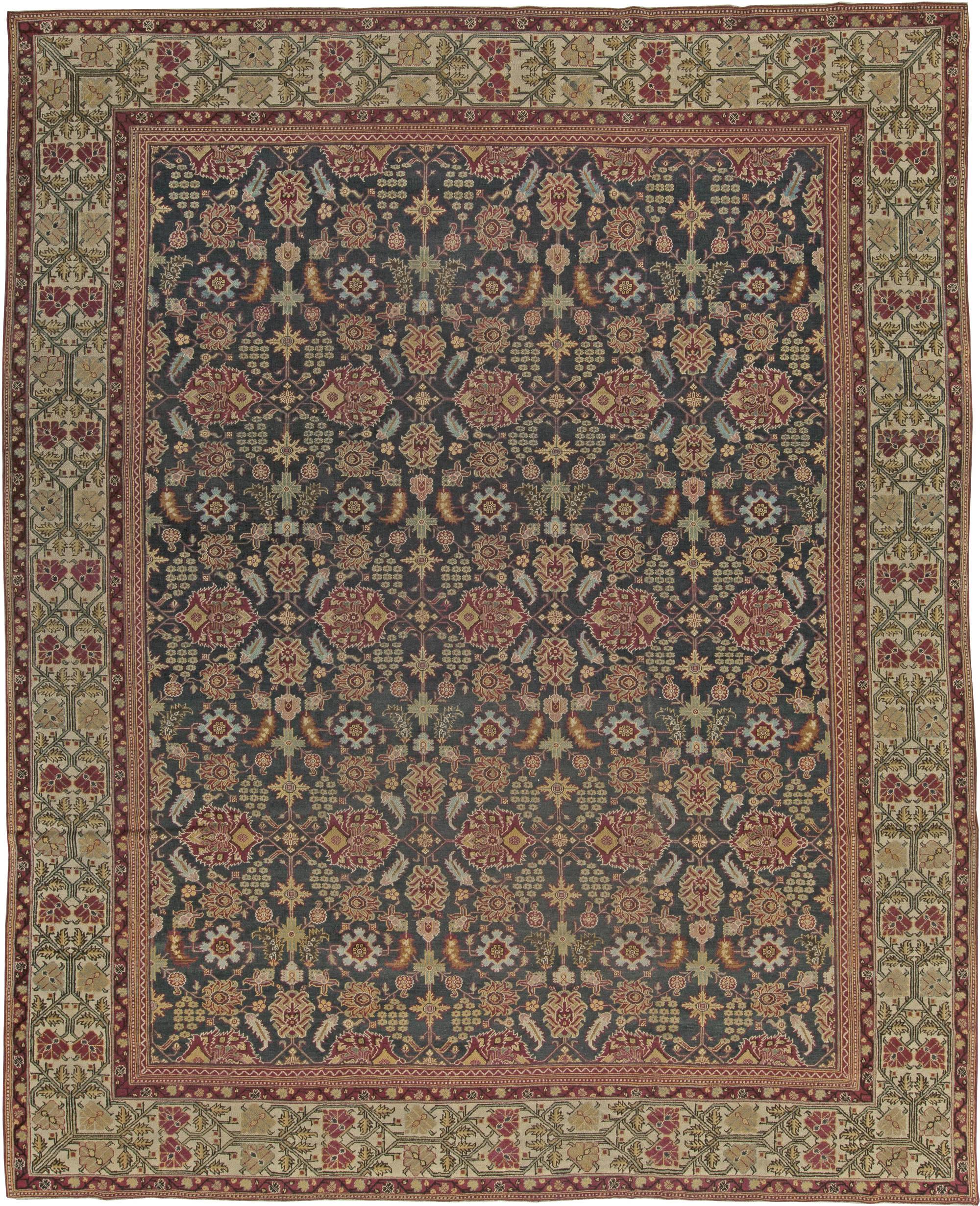 Agra Chindi Rug: Jdische Teppiche. Mexiko Oaxaca Zapoteken Indische