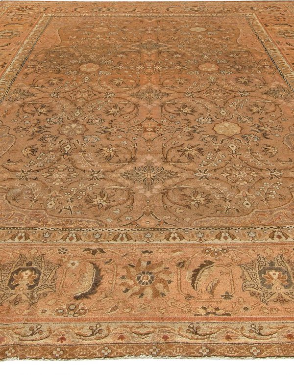 Antique Indian Amritsar Carpet BB5600