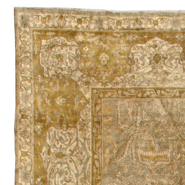 Antique Indian Amritsar Rug BB5462