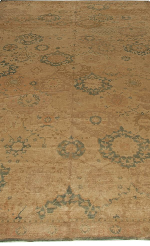Antique Indian Carpet BB5540