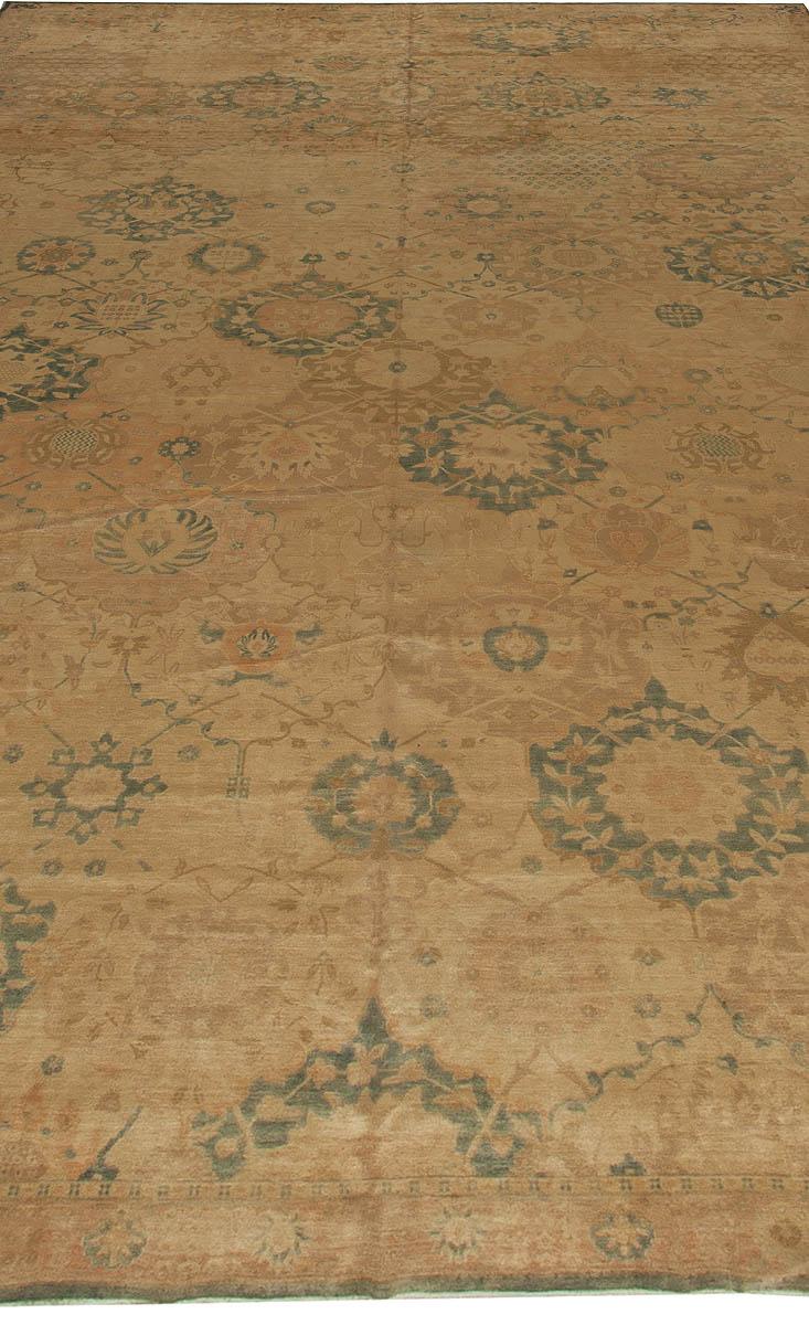 Antique Indian Carpet BB5540