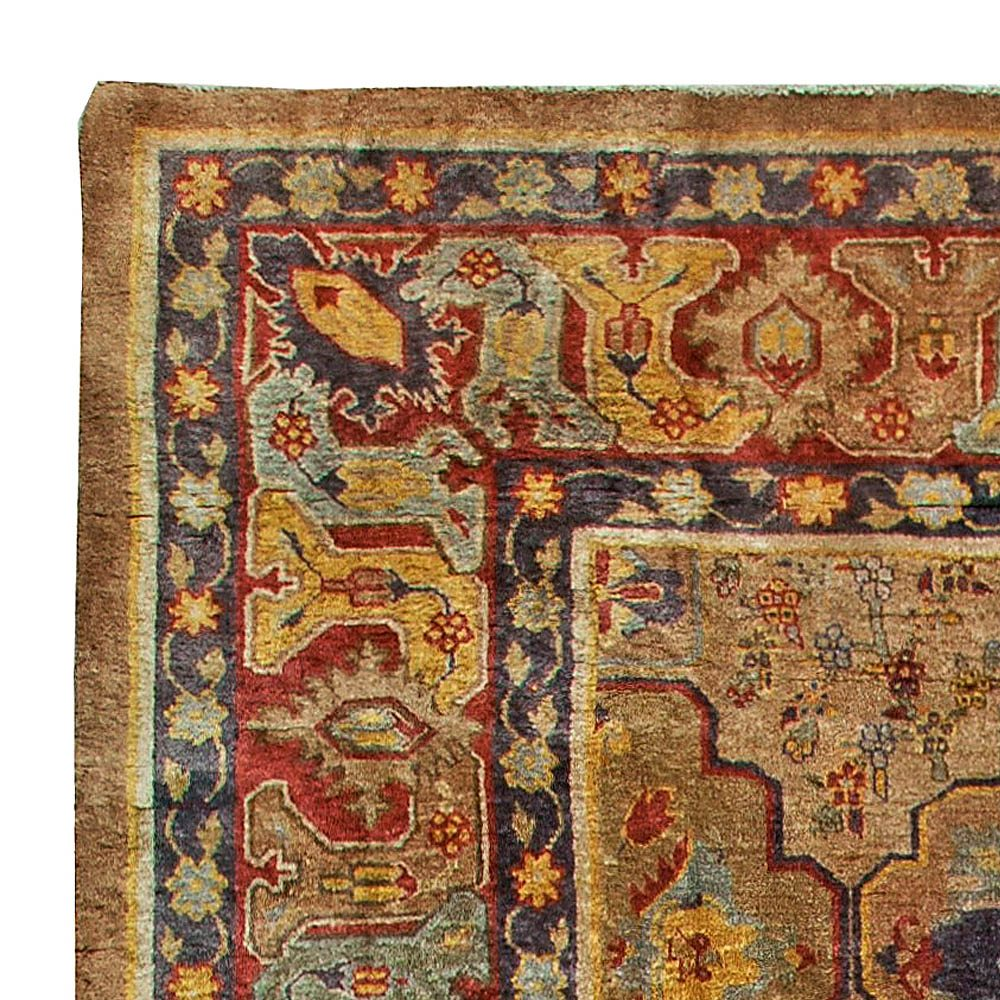 Antique Indian Carpet (size adjusted) BB5601