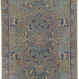 Antique Indian Rug BB5490