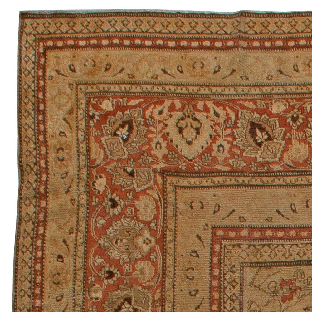 Vintage Persian Khorassan Rug BB5581