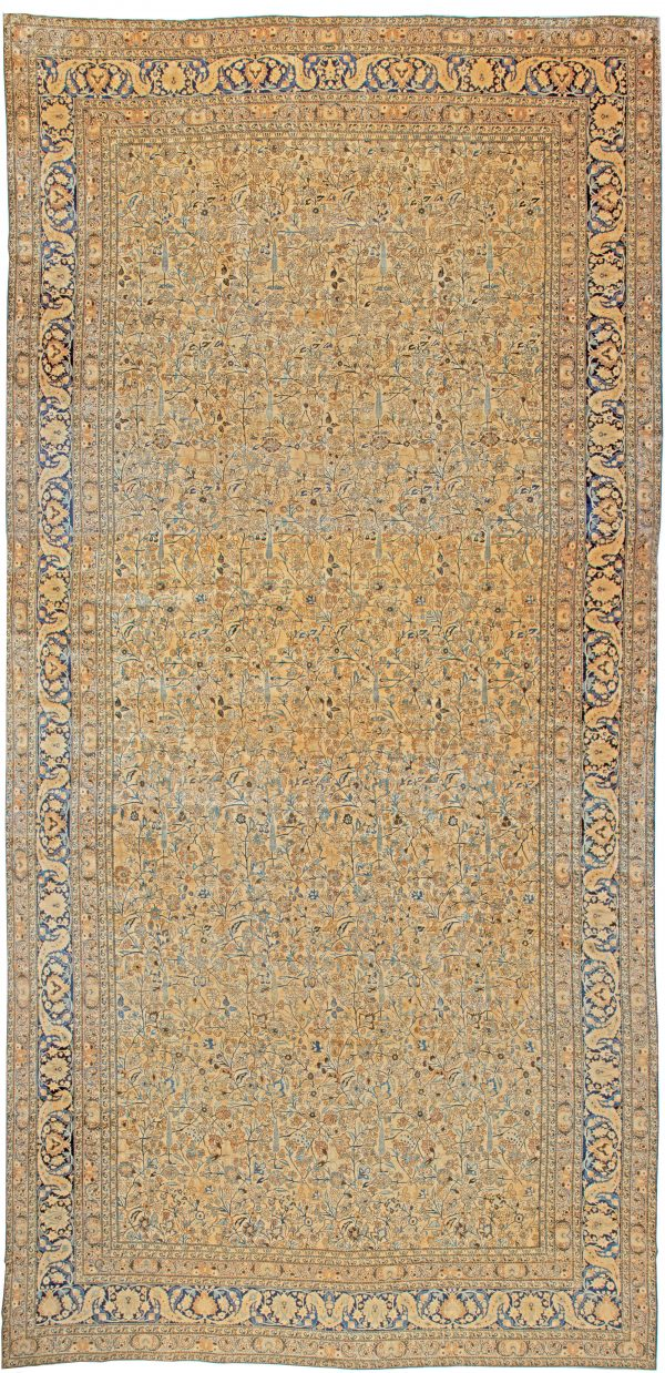 Oversized Antique Persian Khorassan Rug BB5210