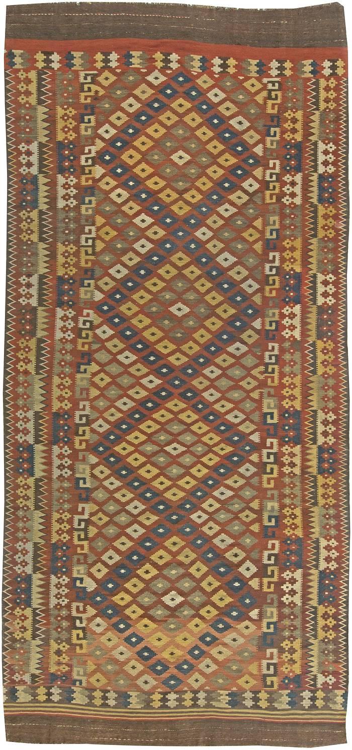 Vintage Kilim Rug BB5943
