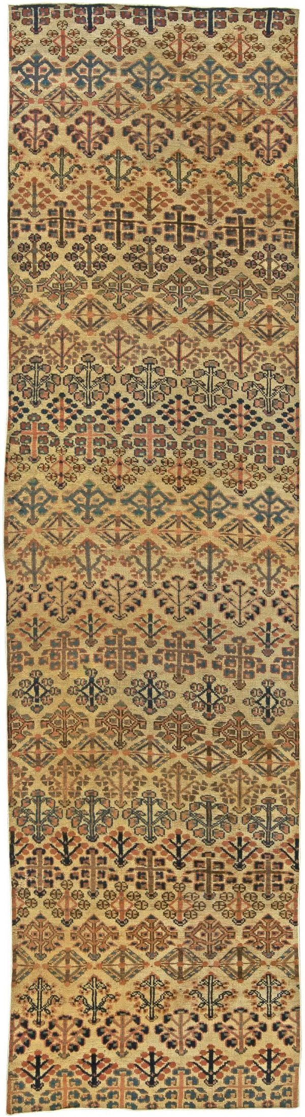 Antique Persian Hamadan Rug (Size adjusted) BB5822