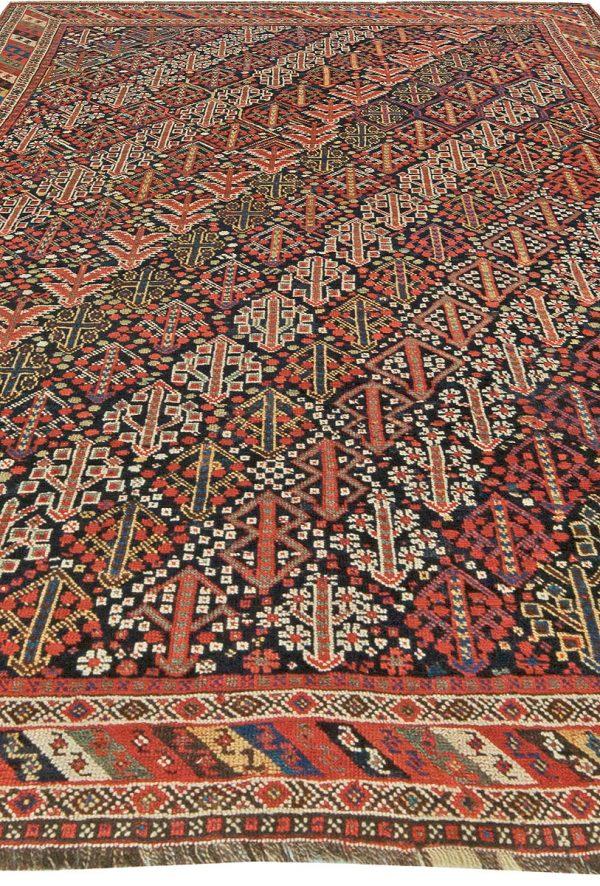 Antique Persian Kashkai Rug BB5505