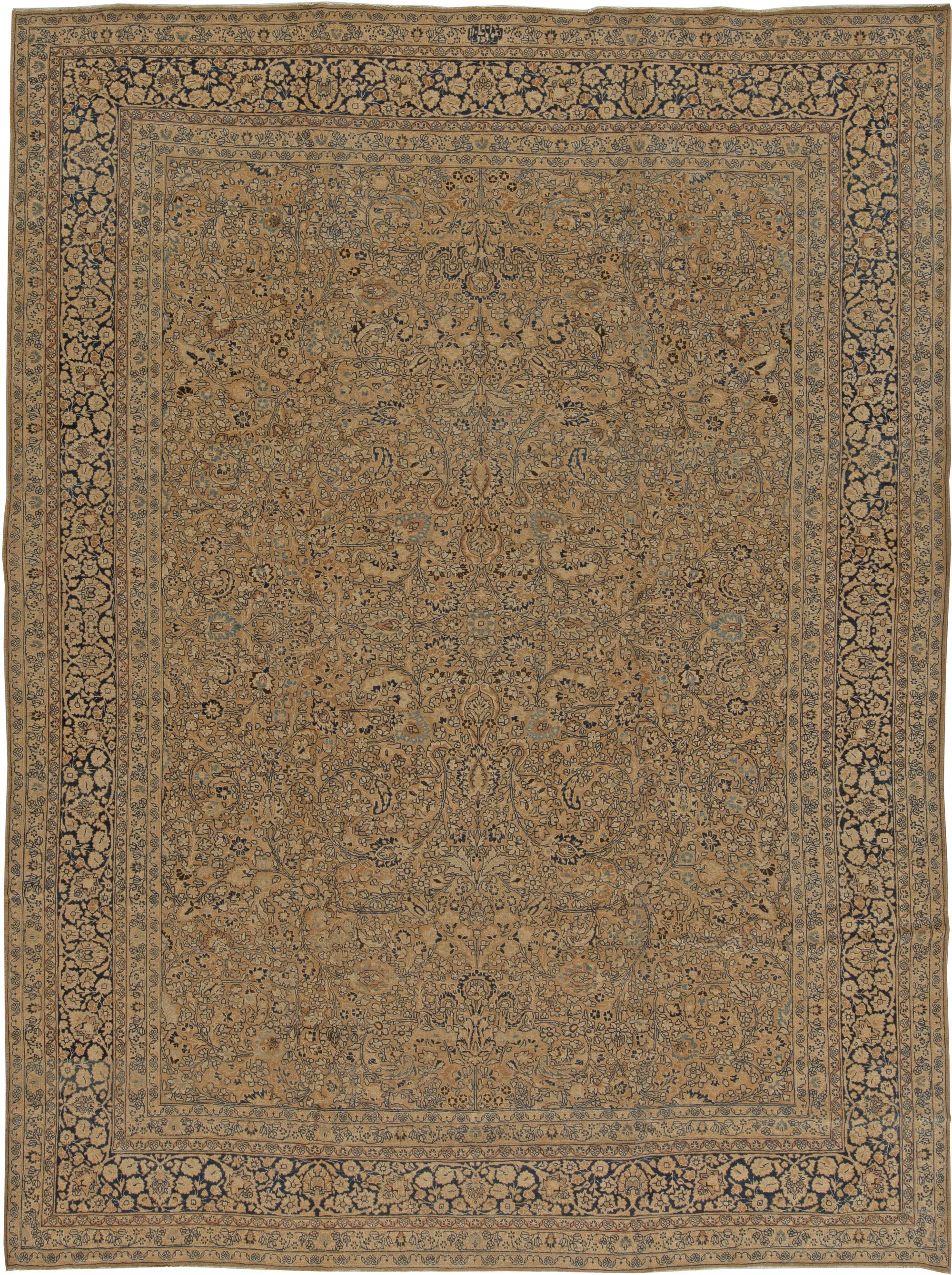Antique Persian Khorassan Rug Bb5563 By Doris Leslie Blau