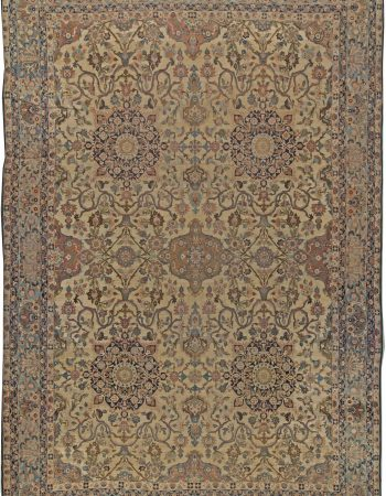 Vintage Persian Kirman Rug BB5550