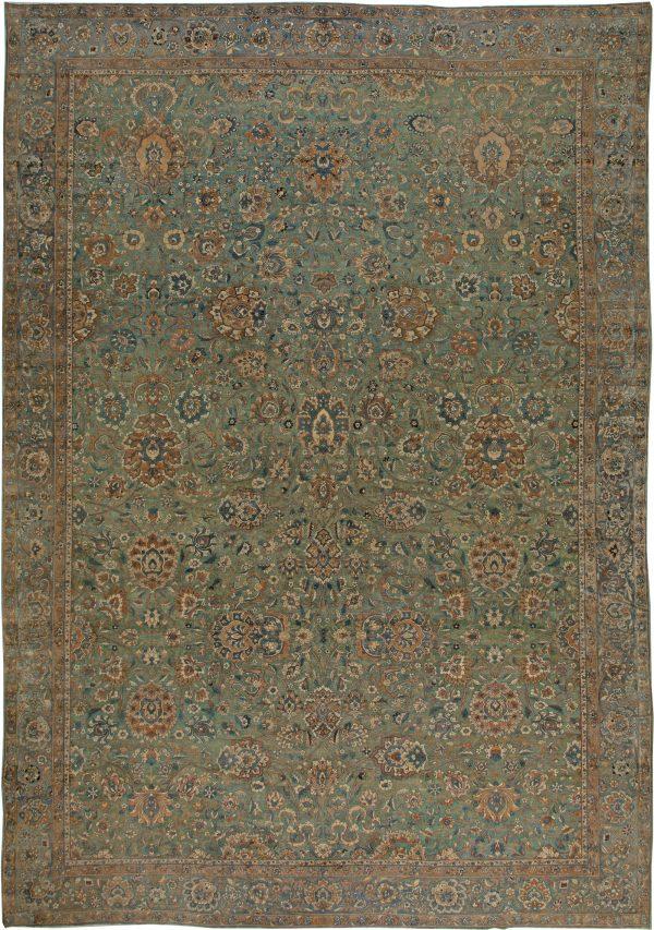 Vintage Persian Kirman Rug BB5588