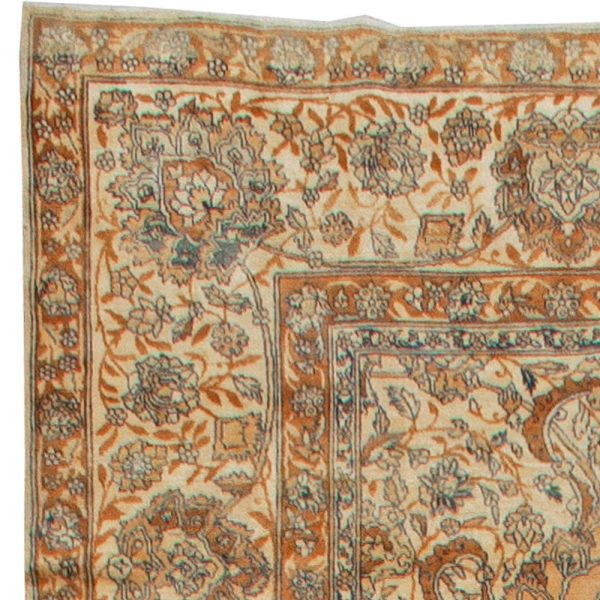 Antique Persian Kirman Rug BB5591