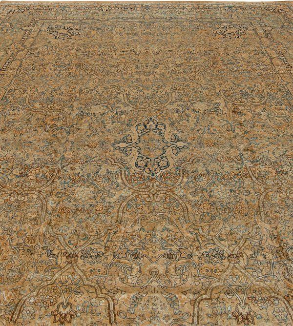 Antique Persian Kirman Rug BB5557