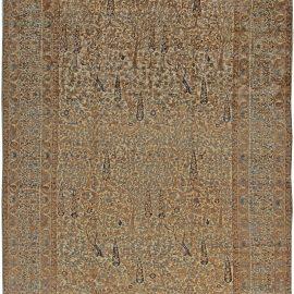 Vintage Persian Kirman Carpet BB5541