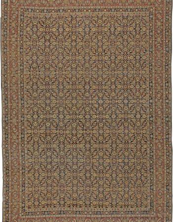 Antique Persian Kirman Rug BB5594