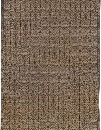Antique Persian Kirman Rug BB5422