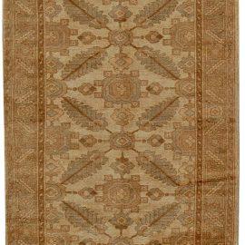 Antique Persian Malayer Carpet BB5617