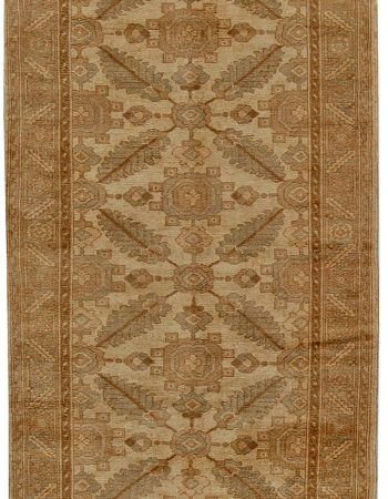 Antique Persian Malayer Carpet BB5617