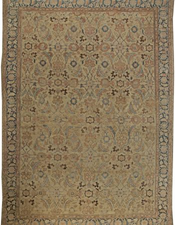 Antique Persian Malayer Rug BB5996