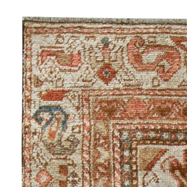 Antique Persian Malayer Rug BB5613